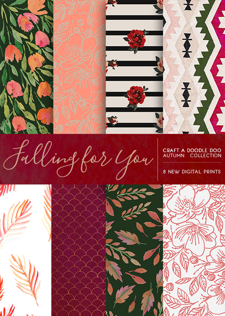 8 FREE Gorgeous Digitial Papers and gift tags with bonus stock photo for the holidays and fall! #free #holidays #fall #Printables #design #art #scrapbooking #gifts #parties #gits #freebies #patterns