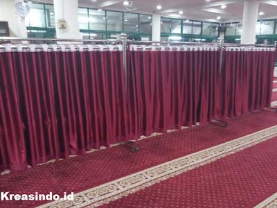Ketahui! Inilah Fungsi Penyekat Masjid Stainless