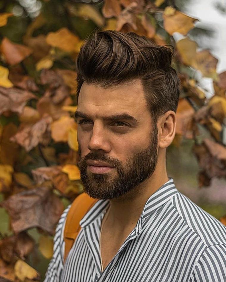 Peinados para hombre en este 14 de febreo bella en casa - Peinados modernos de hombre ...