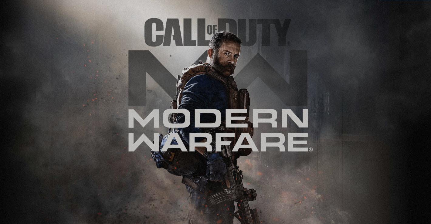 Call of Duty: Modern Warfare prezent dla chłopaka