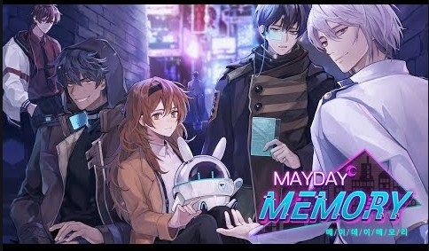 Mayday Memory: CHOICE SF Otome Apk Free on Android Game Download