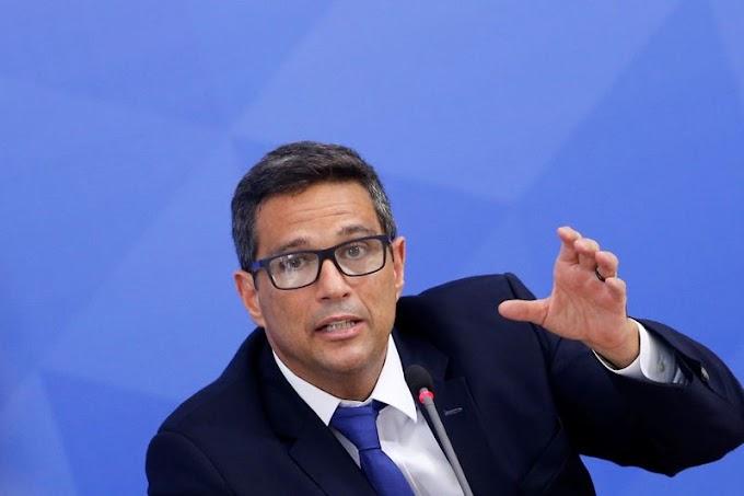 Presidente do Banco Central diz que economia começará a melhorar a partir do 4º trimestre