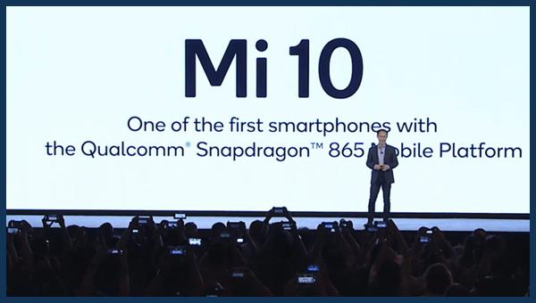 XIAOMI تظهر تصميم هاتف Mi 10 وتؤكد تاريخ إطلاق الهاتف مع السعر المقدر