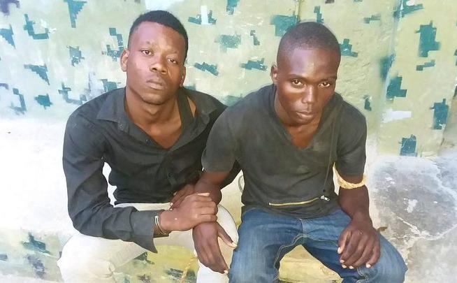 Capturan dos haitianos acusados de varios asesinatos en Jimaní