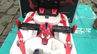 Handphone yang cocok untuk drone mjc b2w ,mjx b5w