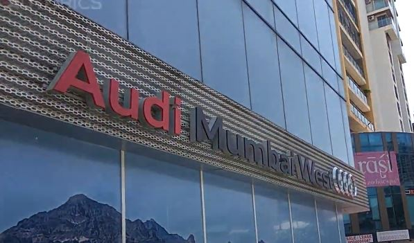 Audi Mumbai Showroom