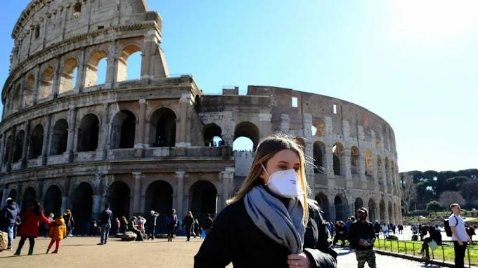 新型肺炎のコロナウイルスのパンデミック😷に見舞われたイタリアの映画館の売り上げが約75%減の重篤な状態におちいった😔