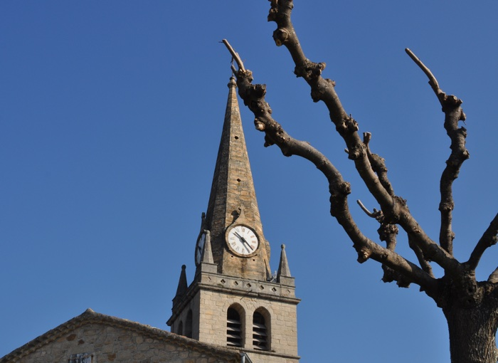 clocher Lablachère