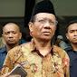 Mahfudz MD Mengaku Sudah Tahu Identitas Penyerang Novel Baswedan