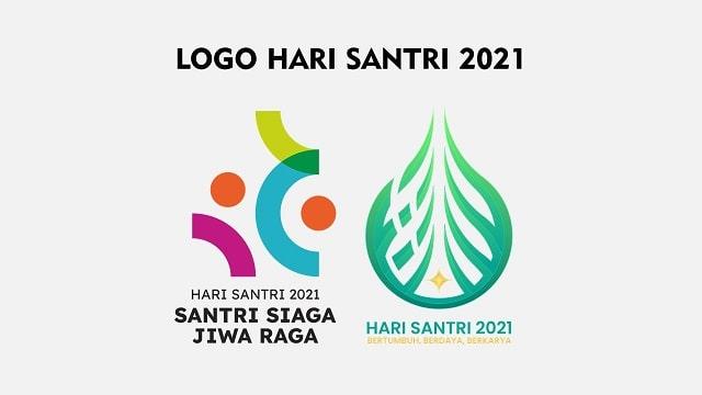 Download Logo Hari Santri 2021 - Resmi Kemenag RI & PBNU
