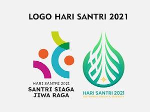 Download Logo Hari Santri 2021 - Resmi Kemenag RI & RMI PBNU