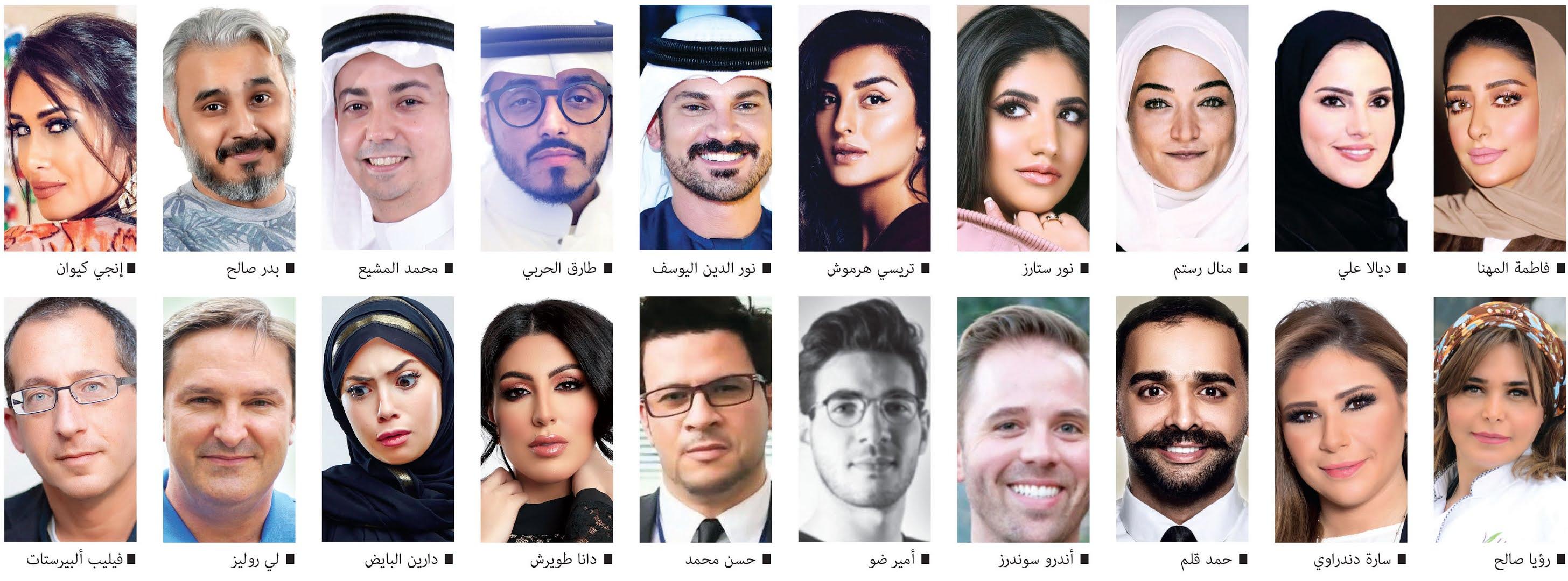 الكويت .. مشاهير وسائل التواصل الاجتماعي متهمون بغسيل الأموال .. وهذه أسماؤهم