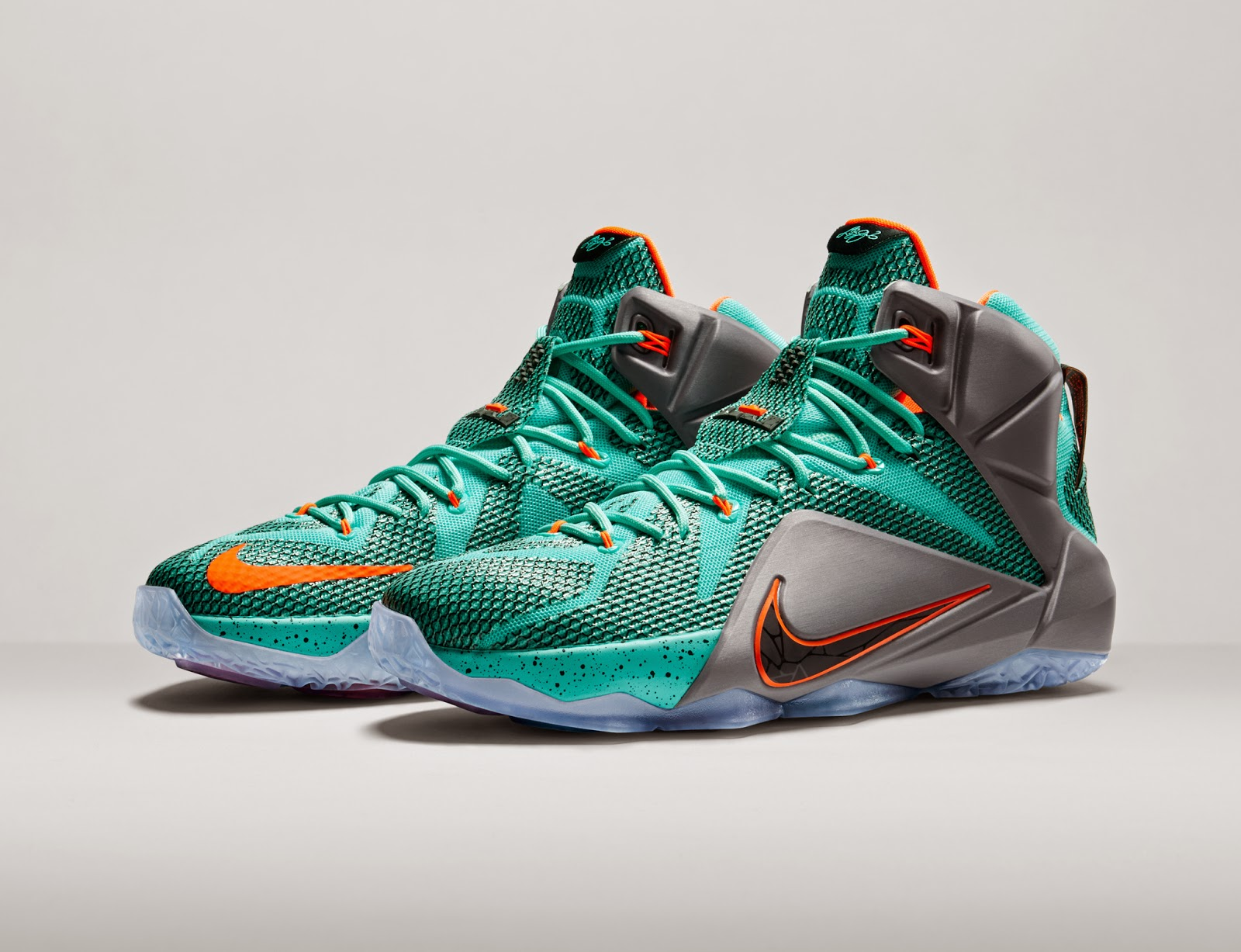 huge discount 4acbc f81c6 With the NBA season well underway, the 12th sneaker in LeBron James  Nike  signature line has enjoyed a ton of visibility on the feet of King James  himself.