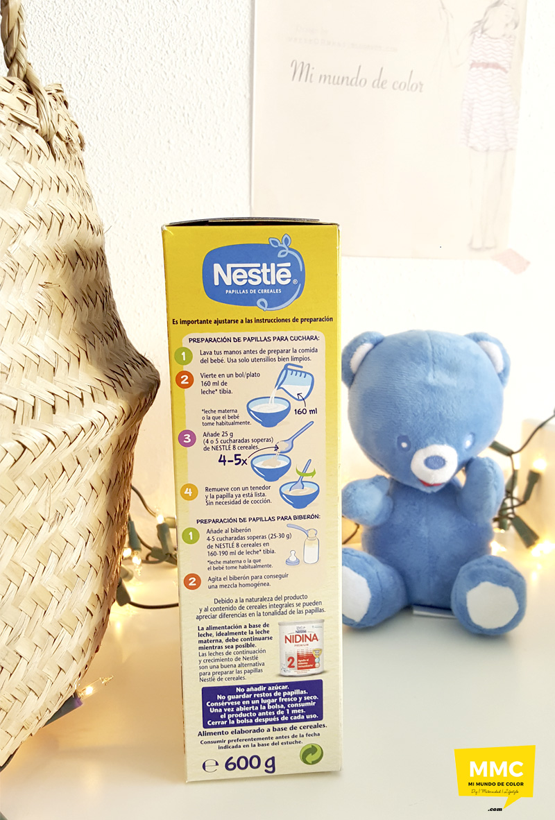 super mama bloguera nestle