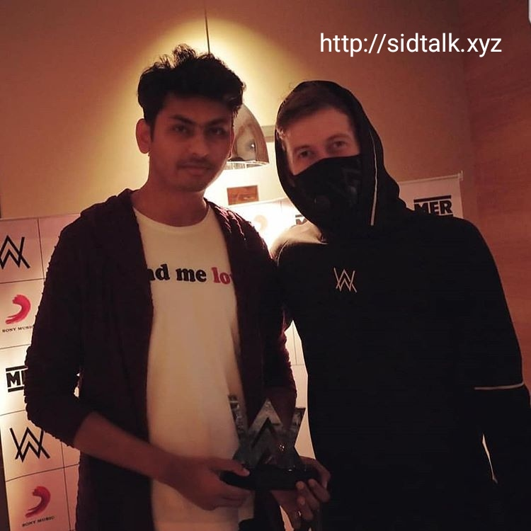 Dynamo with Alan walker