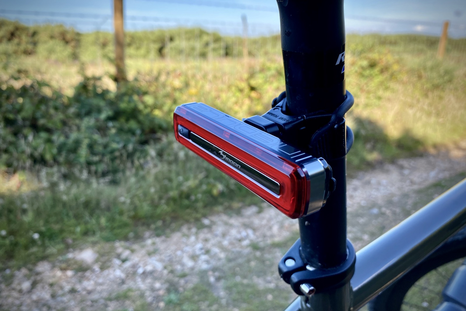Moon Nebula Rear Bicycle Light