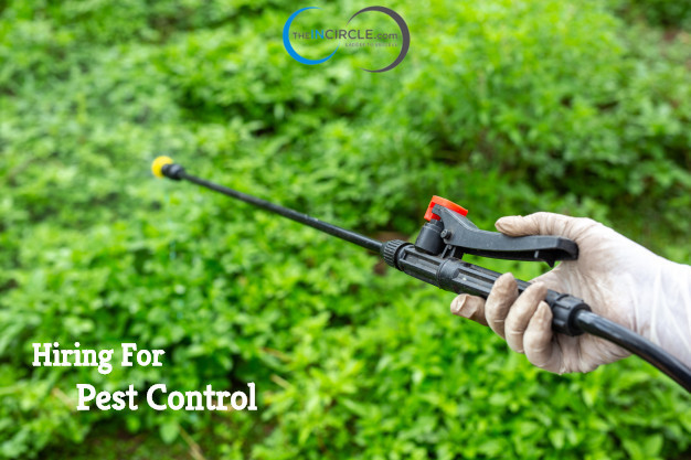 Pest Control Jobs Tips