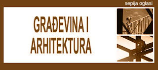 GRAĐEVINA I ARHITEKTURA SEPIJA OGLASI - 6.