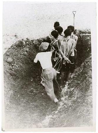 pembantaian dan pembunuhan masal para anggota pki