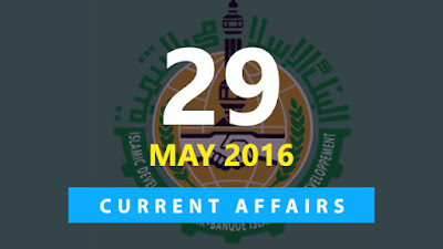 Current Affairs Quiz 29 May 2016