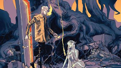 """Cómic: Reseña de """"Constantine: Hellblazer"""" vol.3 de James Tynion IV y Ming Doyle [ECC Ediciones]."""