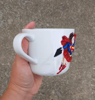 super woman, superman, prezent, gift, teachers, dla nauczyciela