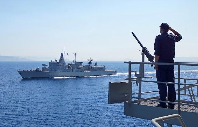 Ανάκληση αδειών και όλο το Πολεμικό Ναυτικό σε ετοιμότητα