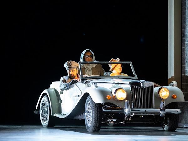 Rigoletto, New Victoria Theatre (Glyndebourne Tour 2019) | Review