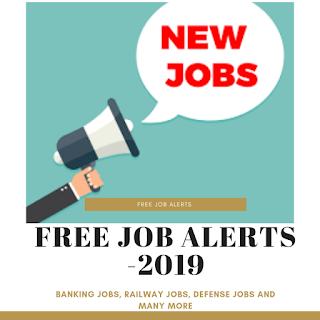 """Free Job Alerts"",""Government Jobs"",""Latest Govt Jobs"""