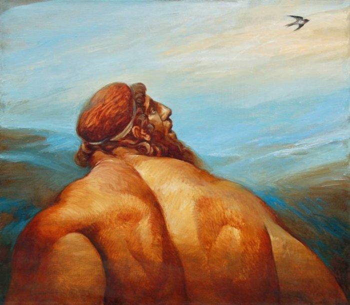 Искусство - это игра. Alexander Daniloff