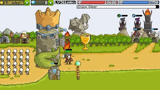 grow castle mod apk unlimited money