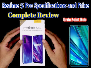 Realme pro 5 Specifications