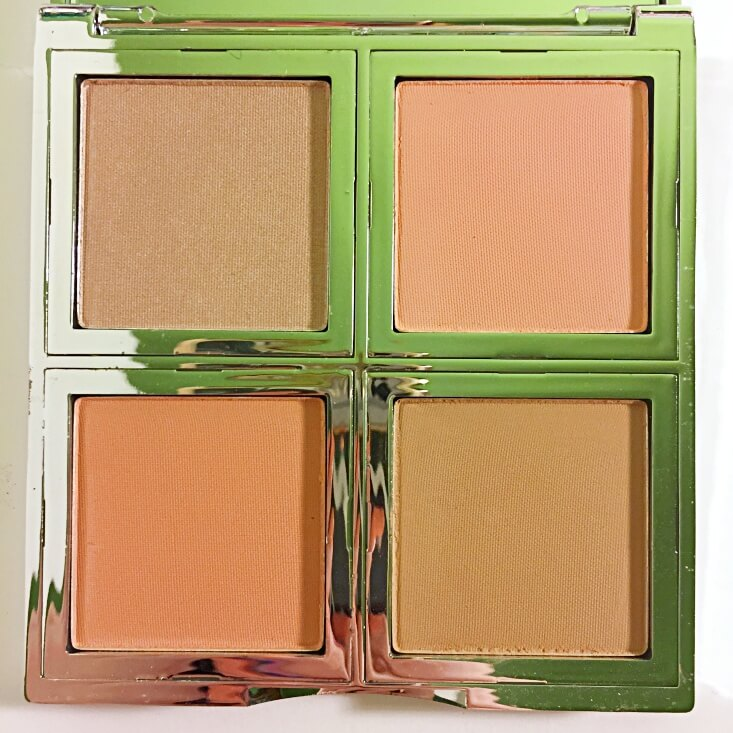 e.l.f. Beautifully Bare Natural Glow Face Palette in Fresh & Flawless