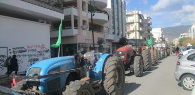 """Αγροκτηνοτροφικός Σύλλογος Μεσσήνης: """"Η κινητοποίηση πολεμήθηκε και συκοφαντήθηκε με όλα τα μέσα που διαθέτει η κυβέρνηση"""""""