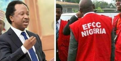 EFCC searches Shehu Sani's houses, grills ASD motors' CEO's wife