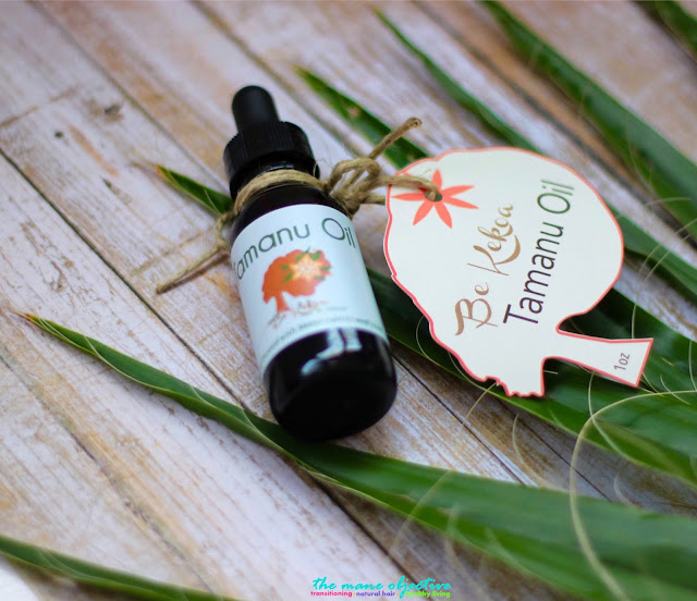 Tamanu Oil and Shea Butter Works, Y'all - How I Healed Burned Naturally Skin in 4 Days