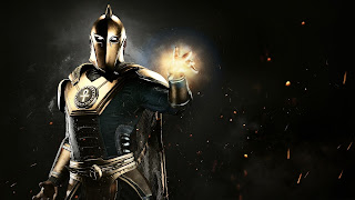 Injustice 2 Doctor Fate Wallpaper