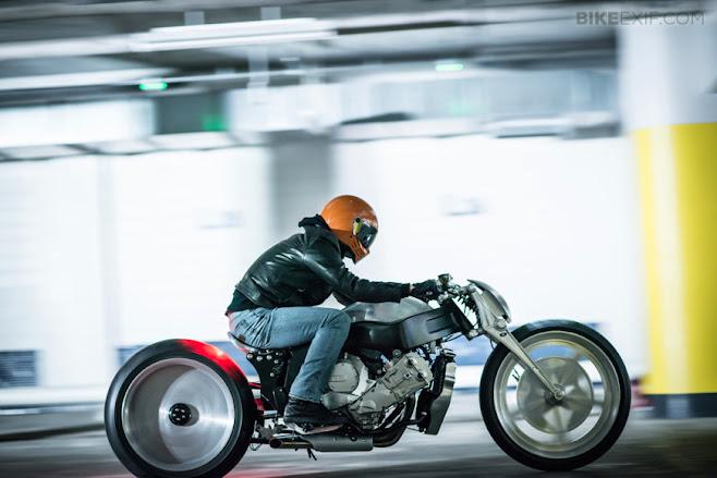 Kenji Nagai - Ken's Factory Special - Custom BMW K1600 GTL