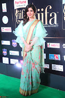 Samantha Ruth Prabhu Smiling Beauty in strange Designer Saree at IIFA Utsavam Awards 2017  Day 2  Exclusive 52.JPG