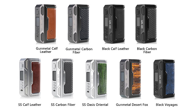 Lost Vape Thelema DNA250C Mod - Compact and Powerful!