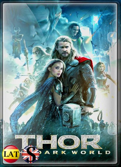 Thor: Un Mundo Oscuro (2013) FULL HD 1080P LATINO/INGLES