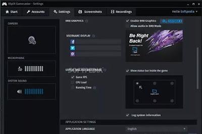 XSplit Gamecaster, Aplikasi Perekam Layar laptop Untuk Game, Gratis