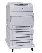 HP Color LaserJet 5550hdn driver baixar