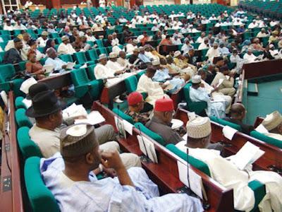 Reps threaten to shun Buhari's budget presentation