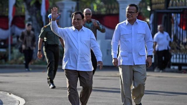 Ketua Umum Partai Gerindra Prabowo Subianto Manjabat Menteri Pertahanan RI 2019-2024