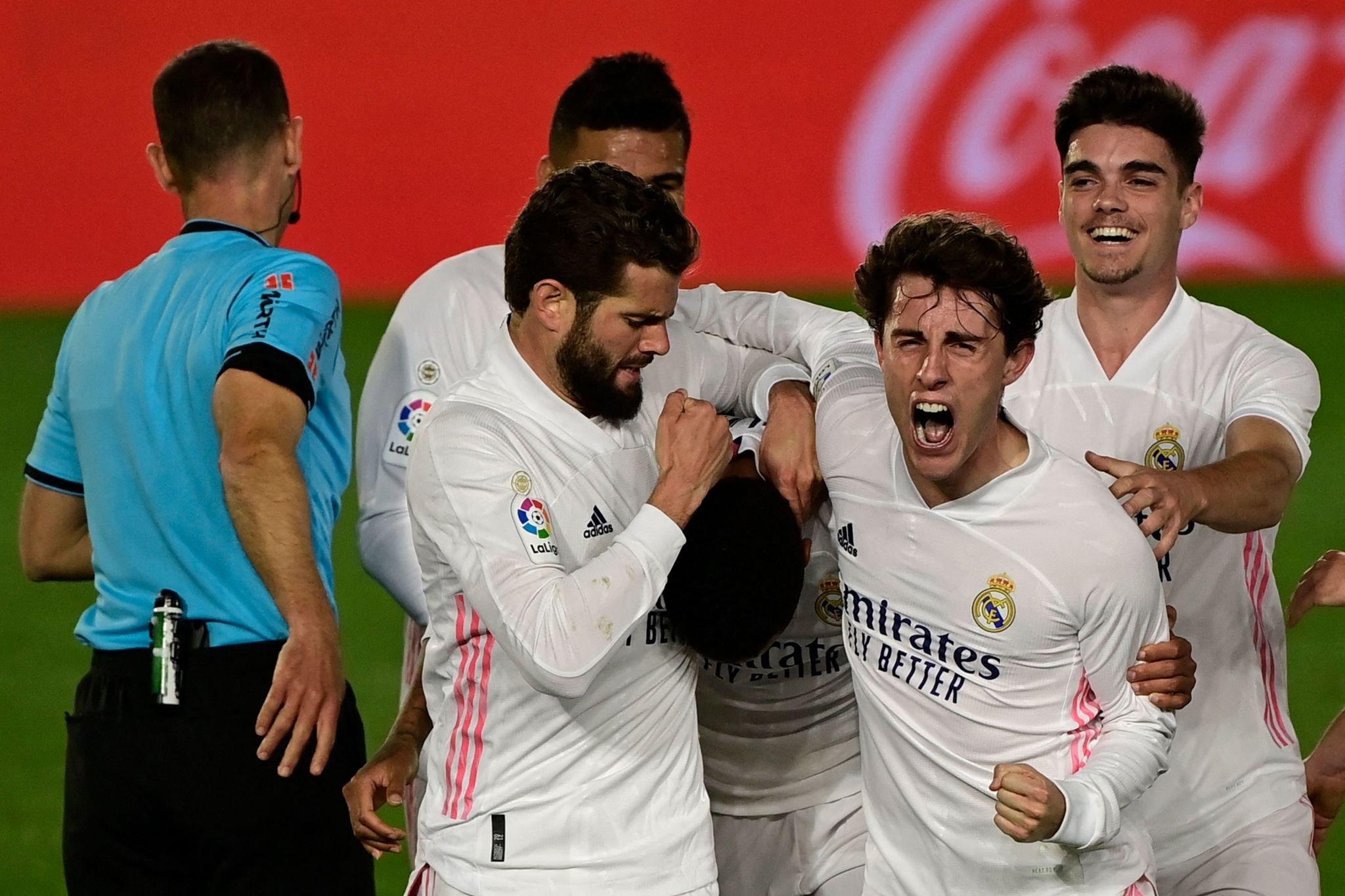 الدوري الإسباني، الليجا، ريال مدريد، أتلتيكو مدريد، برشلونة