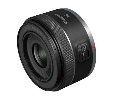 Canon RF16mm F2.8 STM Lens