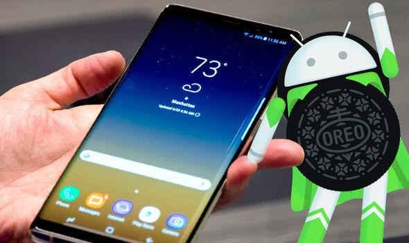 Rom full Android 8.0 (Oreo) cho Samsung Galaxy S8 (G950F) và S8+ (G955F)