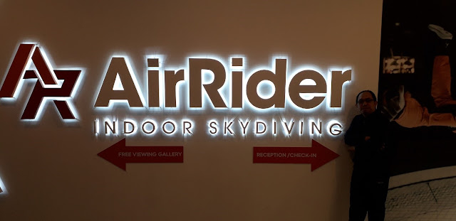 Air Rider Indoor Skydiving
