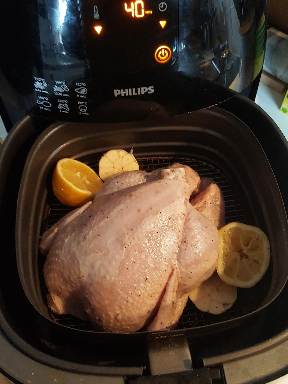 kyckling i airfryer